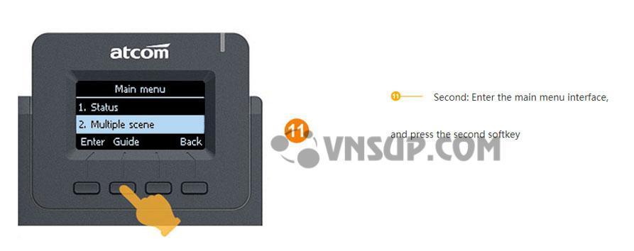 Điện thoại IP ATCOM D21, Điện thoại IP, ATCOM D21, D21