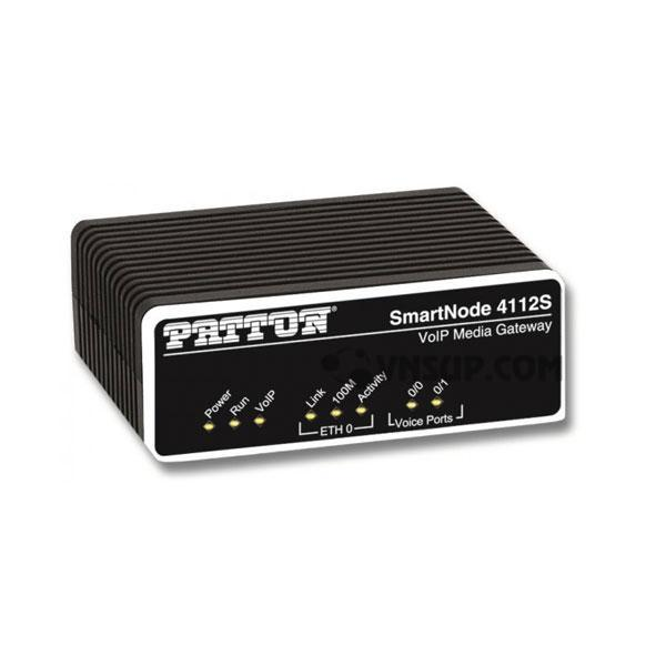 Gateway Patton SmartNode 4112s 2-FXS SN4112S/JS/EUI