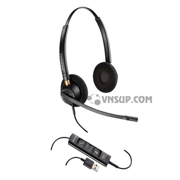 Tai nghe Plantronics HW725 USB