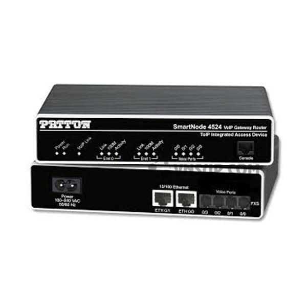 Cổng VoIP Patton SN4118 8-FXS SN4118 / JS / EUI