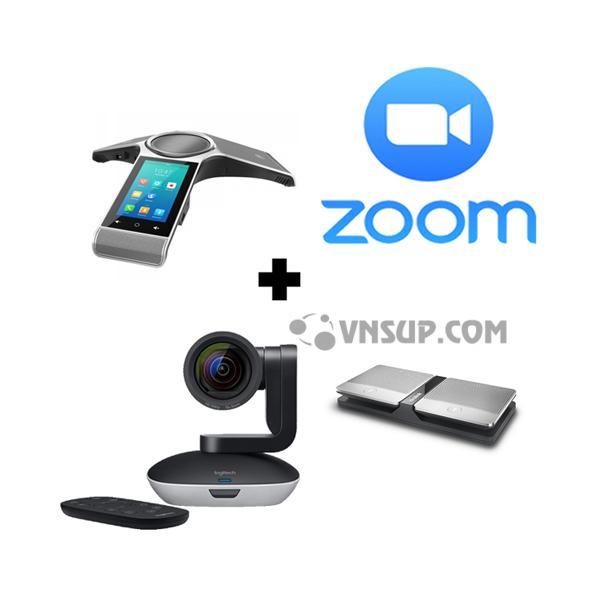 Combo Yealink CP960+Micro mở rộng của CP960+PTZ Pro2+Phần mềm zoom