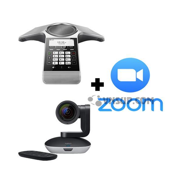 Combo Yealink CP920 + PTZ Pro2 + Phần mềm Zoom
