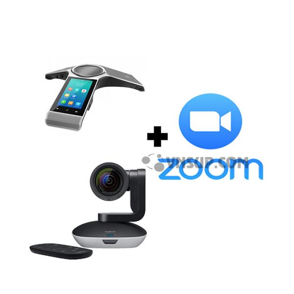 Combo Yealink CP960 + PTZ Pro2 + Phần mềm zoom
