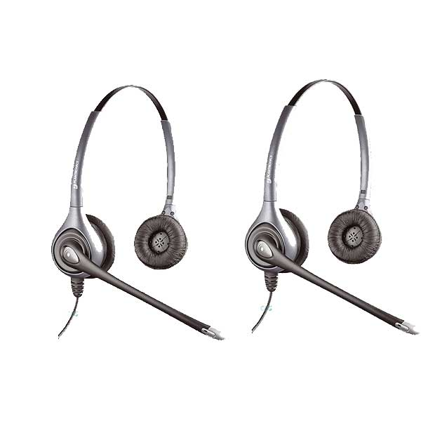 Tai nghe Plantronics SupraPlus HW361 Duo