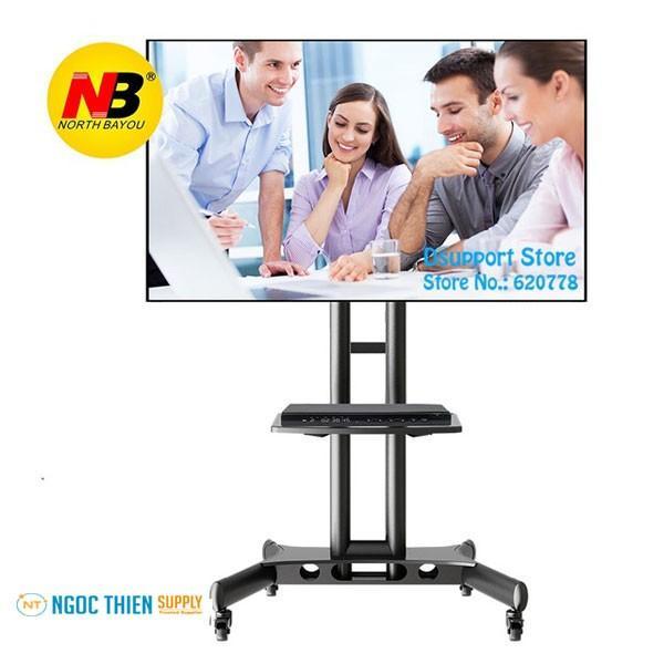 Giá treo tivi di động NB - CA55 (32-65 inch)