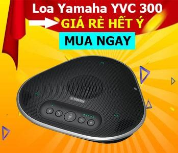 Thiết bị hội nghị Yamaha YVC-300 USB