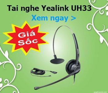 Yealink UH33