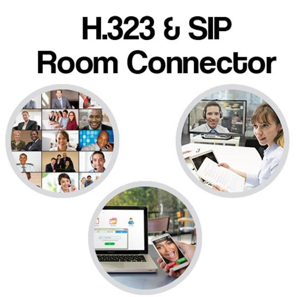 H.323/ SIP Room Connector