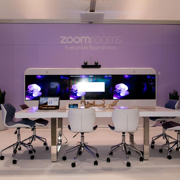 Bản quyền phần mềm Zoom Cloud - Add-on Zoom Room [1 năm]