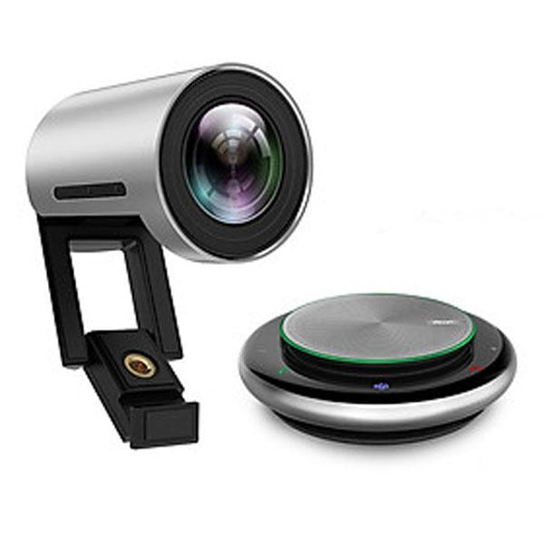 Camera Yealink UVC30 & loa Bluetooth CP900