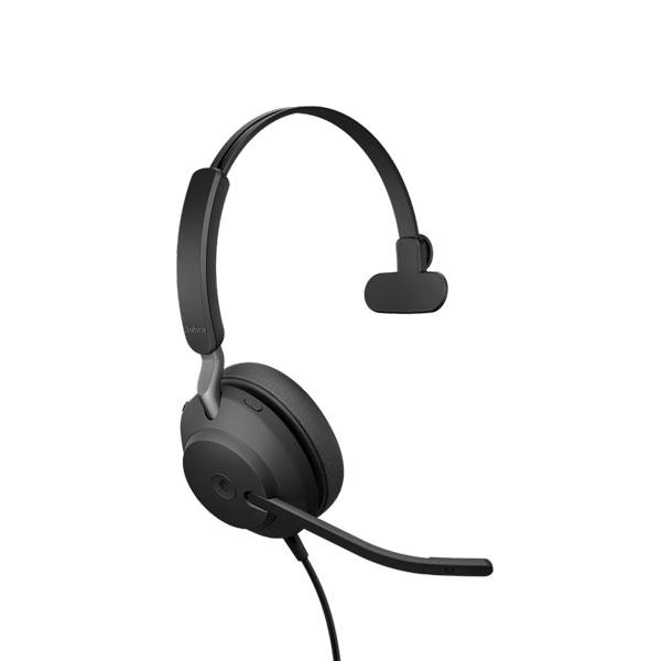 Tai nghe Jabra Evolve2 40 USB-C MS Mono