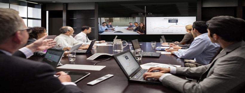 Giải pháp theo không gian phòng họp họp lớn