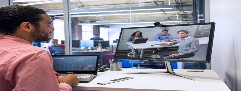 Giải pháp theo không gian làm việc văn phòng nhỏ