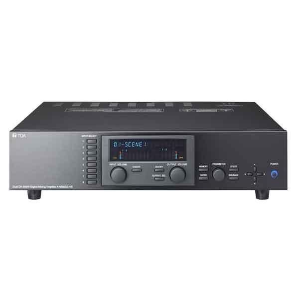 Tăng âm số liền mixer đa kênh A-9500D2-AS 500W