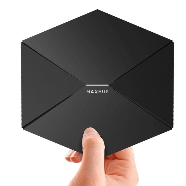 MaxBub Mirroring Box WB01 - Bộ trình chiếu không dây