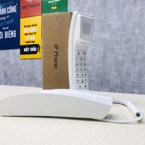 Điện thoại IP khách sạn DH TEK 02