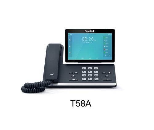 Series Yealink T5 IP Phones bao gồm Zoom HaaS Program