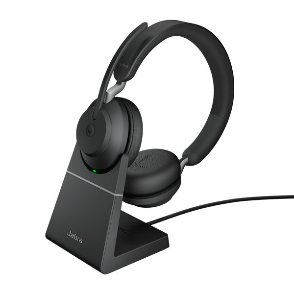 Jabra Evolve 65 incl. charging stand MS Stereo