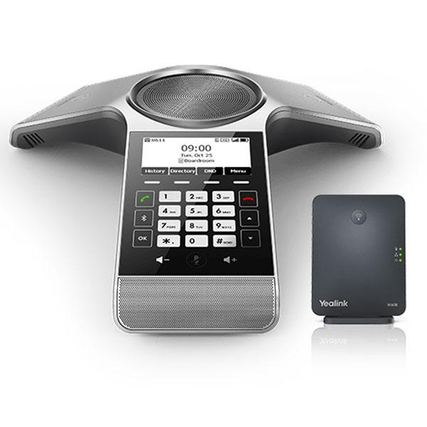 Điện thoại hội nghị không dây Yealink CP930W-Base DECT