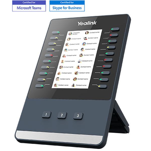 Bàn phím mở rộng Yealink EXP50 cho IP Phone T5 Series