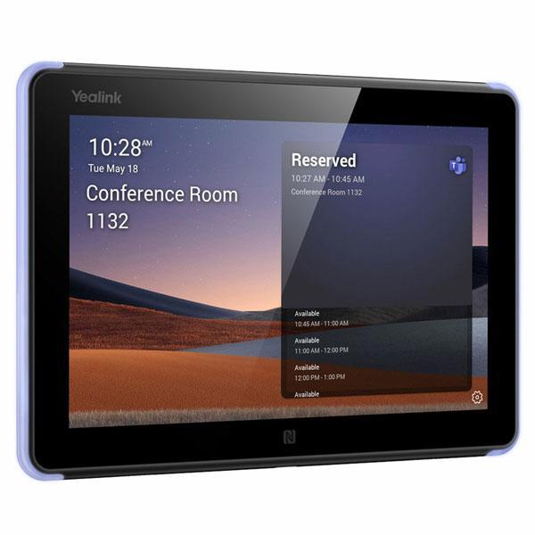 Thiết bị quản lý phòng họp Yealink RoomPanel tích hợp Microsoft Teams
