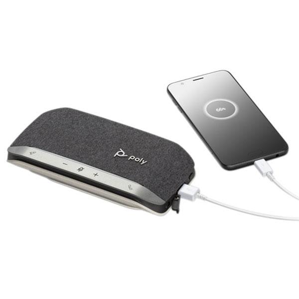 Loa họp trực tuyến Plantronics Sync 20 Microsoft USB-A